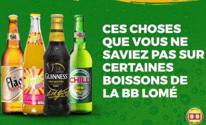 Ces choses que vous ne saviez peut-être pas sur certaines boissons de la BB Lomé