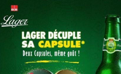 La Lager de la BB Lomé rafraîchit sa capsule